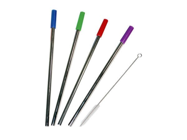 Wholesale Stainless Straw Set
